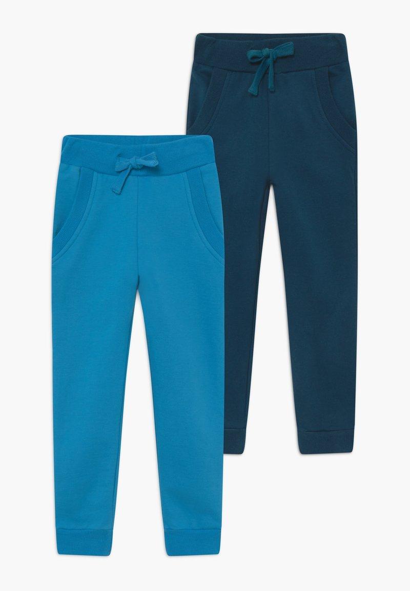 Friboo - BOYS 2 PACK - Teplákové kalhoty - swedish blue/poisdeon