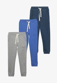 heather grey/posideon blue/turkish
