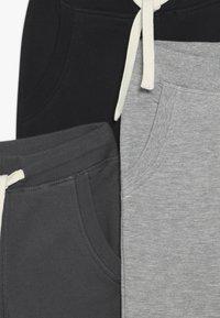 Friboo - 3 PACK - Pantalones deportivos - anthracite/heather grey/nine iron - 4