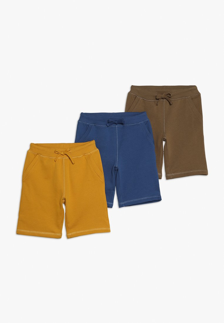 Friboo - 3 PACK - Jogginghose - mineral/yellow