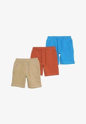 3 PACK - Pantalones deportivos - brilliant blue