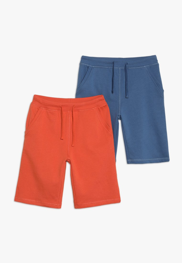 Friboo - 2 PACK - Joggebukse - true navy/mecca orange