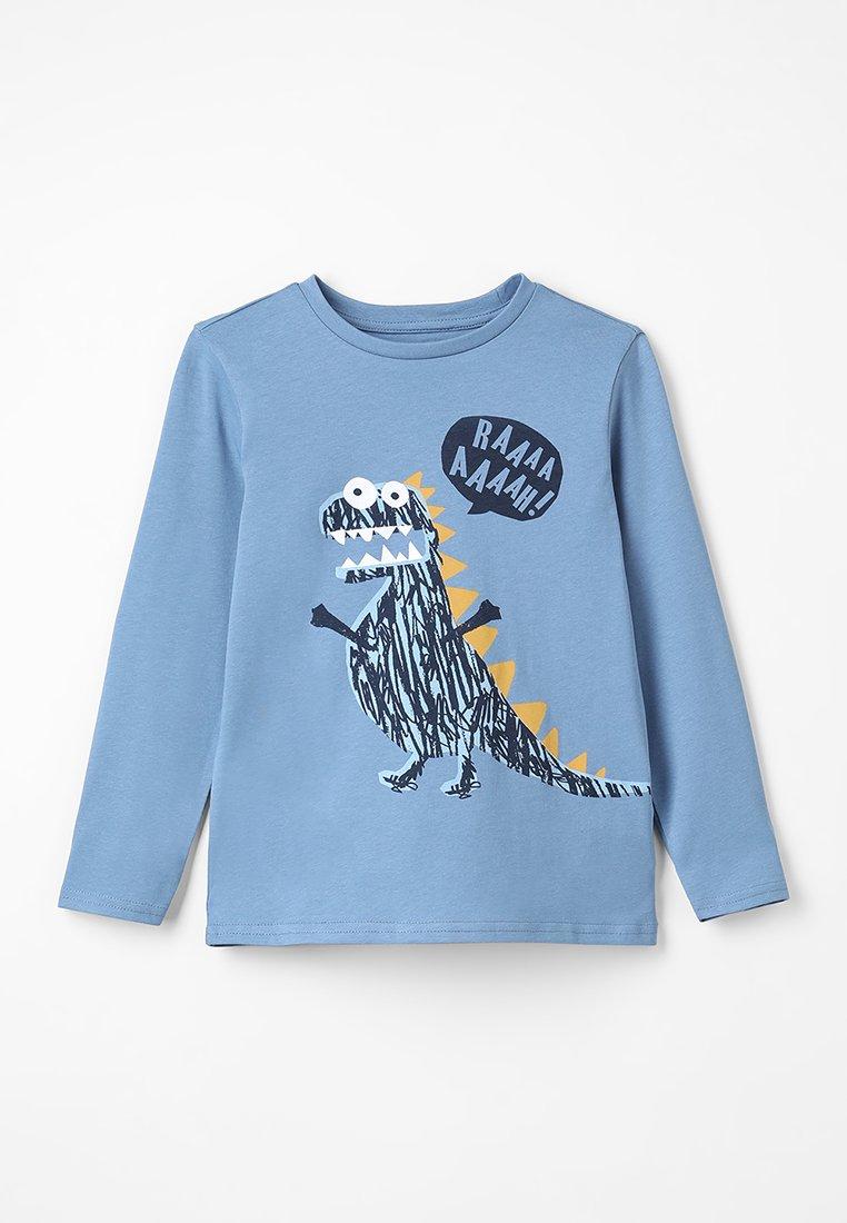 Friboo - Langærmede T-shirts - blau
