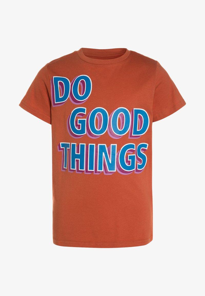 Friboo - T-Shirt print - orange