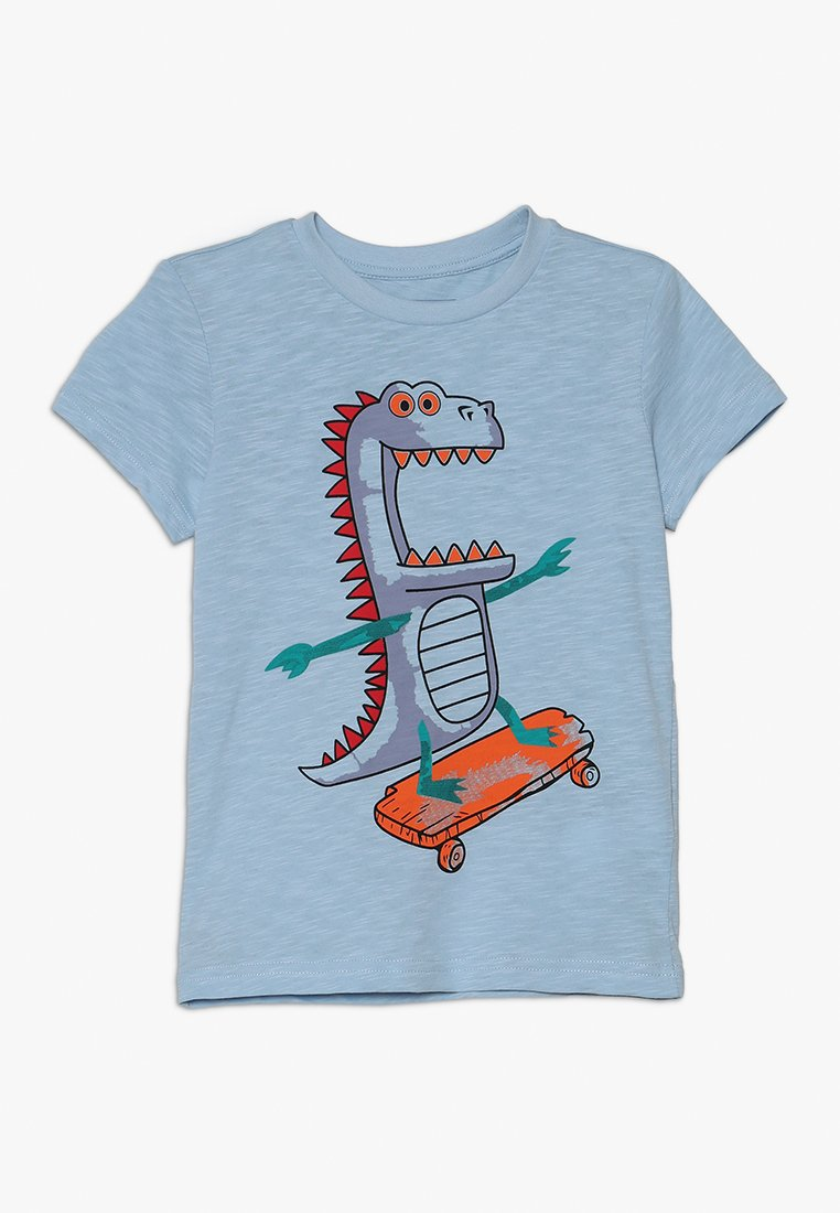 Friboo - T-Shirt print - cashmere blue