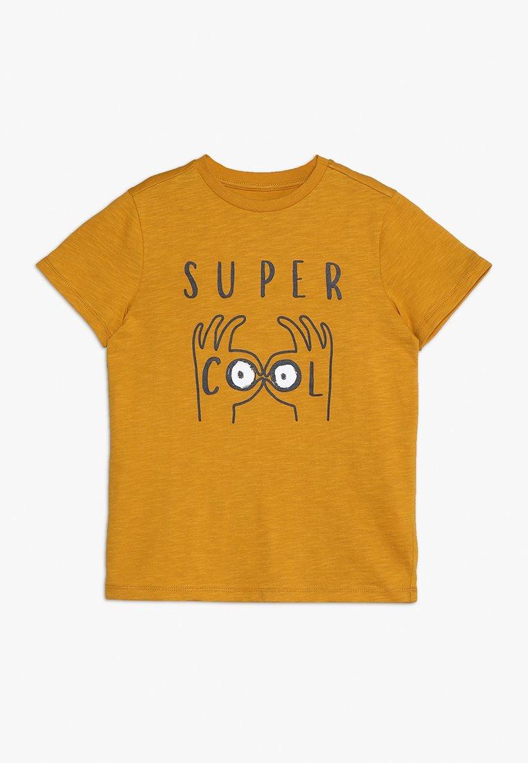 Friboo - T-shirts print - mineral yellow