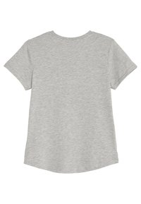 Friboo - Print T-shirt - light grey marl - 1