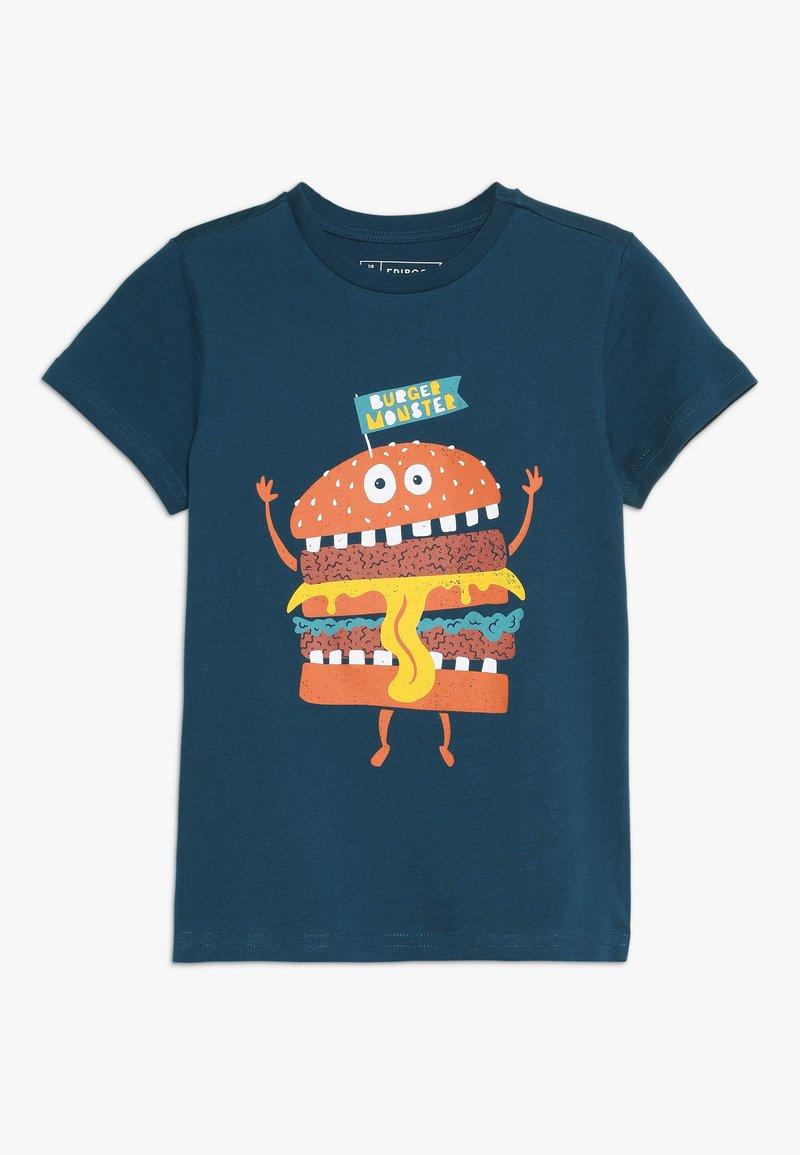 Friboo - T-shirts print - poseidon