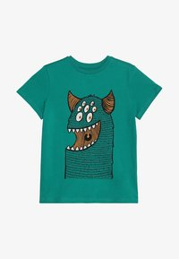Friboo - T-shirt con stampa - emerald - 2