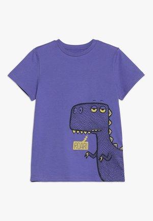 ROAR SLEEPY DINO - T-shirt con stampa - purple opulence