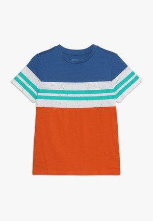 T-shirts med print - delft/bright white
