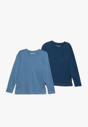 2 PACK - Longsleeve - posiedon/captains blue