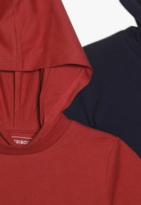 Friboo - 2 PACK - T-shirt print - red/navy - 4