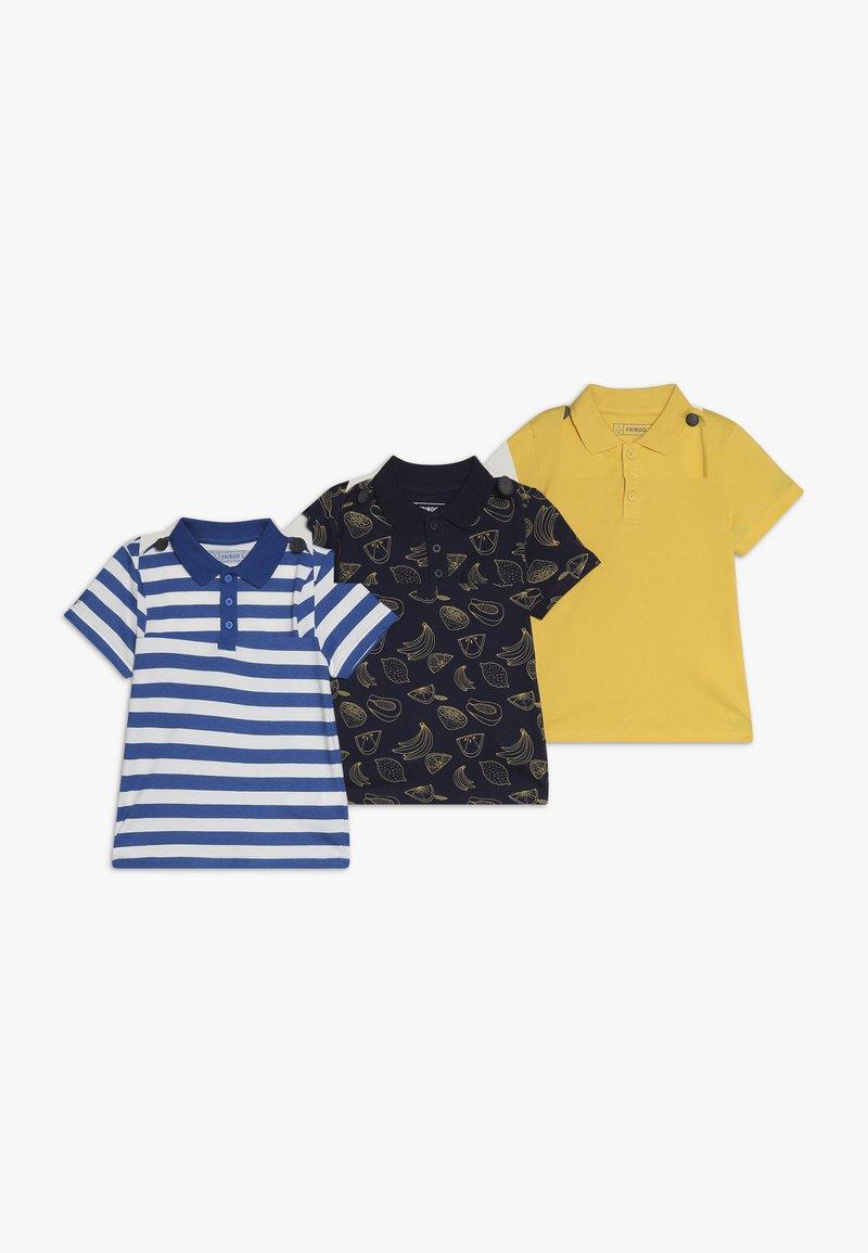 Friboo - 3 PACK - Camiseta estampada - multicoloured
