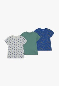 Friboo - 3 PACK  - Print T-shirt - multi-coloured - 0