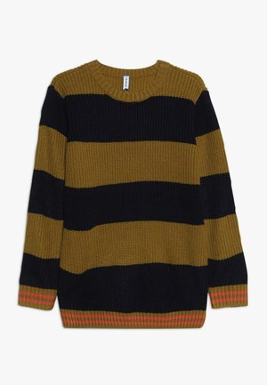 Jumper - dried tobacco