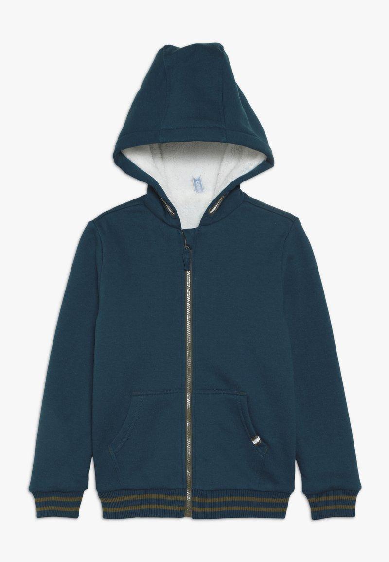 Friboo - Zip-up hoodie - poseidon