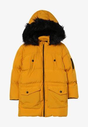 Płaszcz zimowy - sunflower