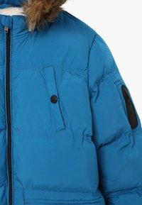 Friboo - Cappotto invernale - mykonos blue - 3