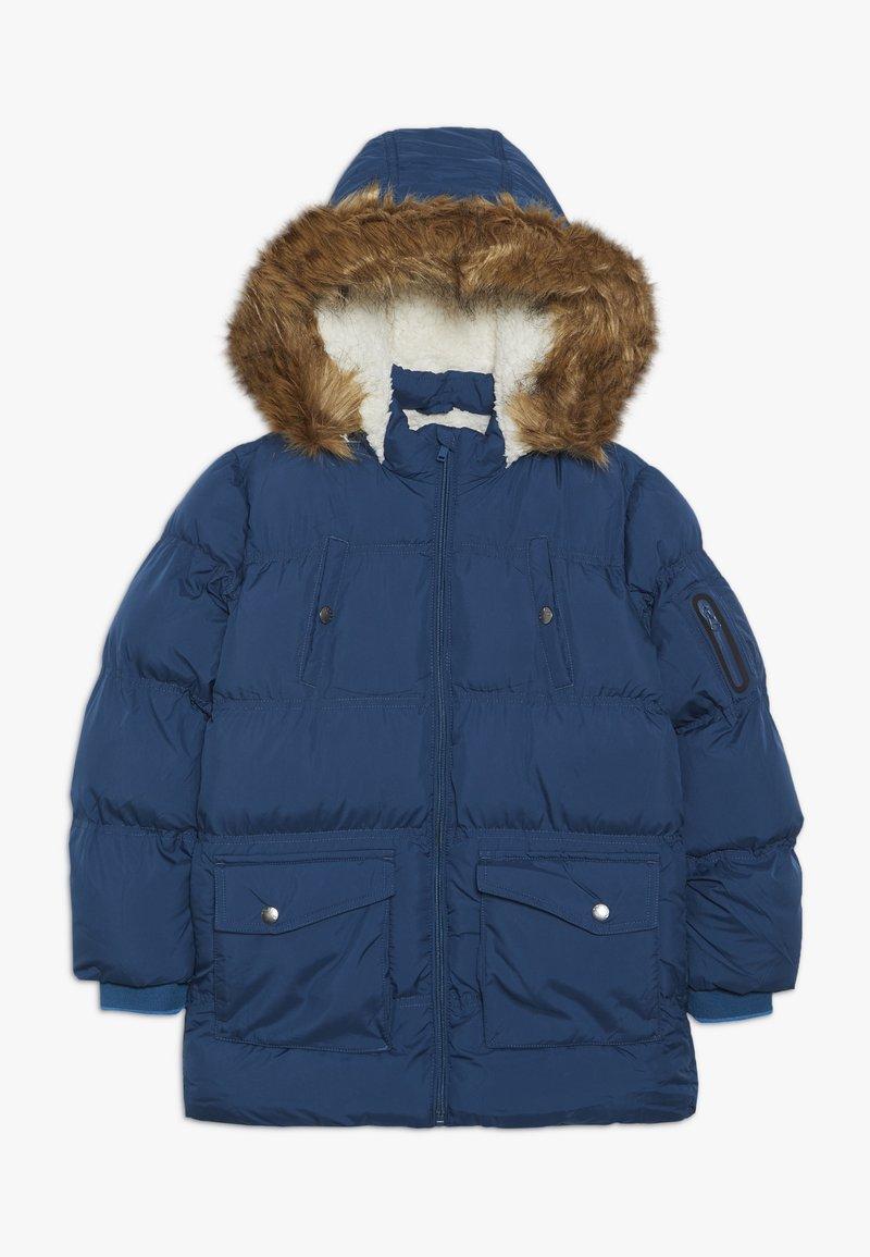 Friboo - Zimní kabát - poseidon