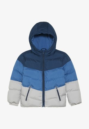 Winterjas - poseidon/vallarta blue