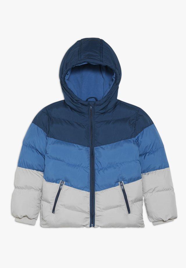 Winterjacke - poseidon/vallarta blue