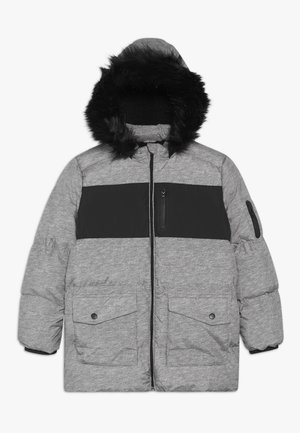 Winter coat - grey marl/anthracite