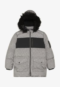 Friboo - Cappotto invernale - grey marl/anthracite - 4