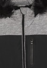 Friboo - Cappotto invernale - grey marl/anthracite - 2