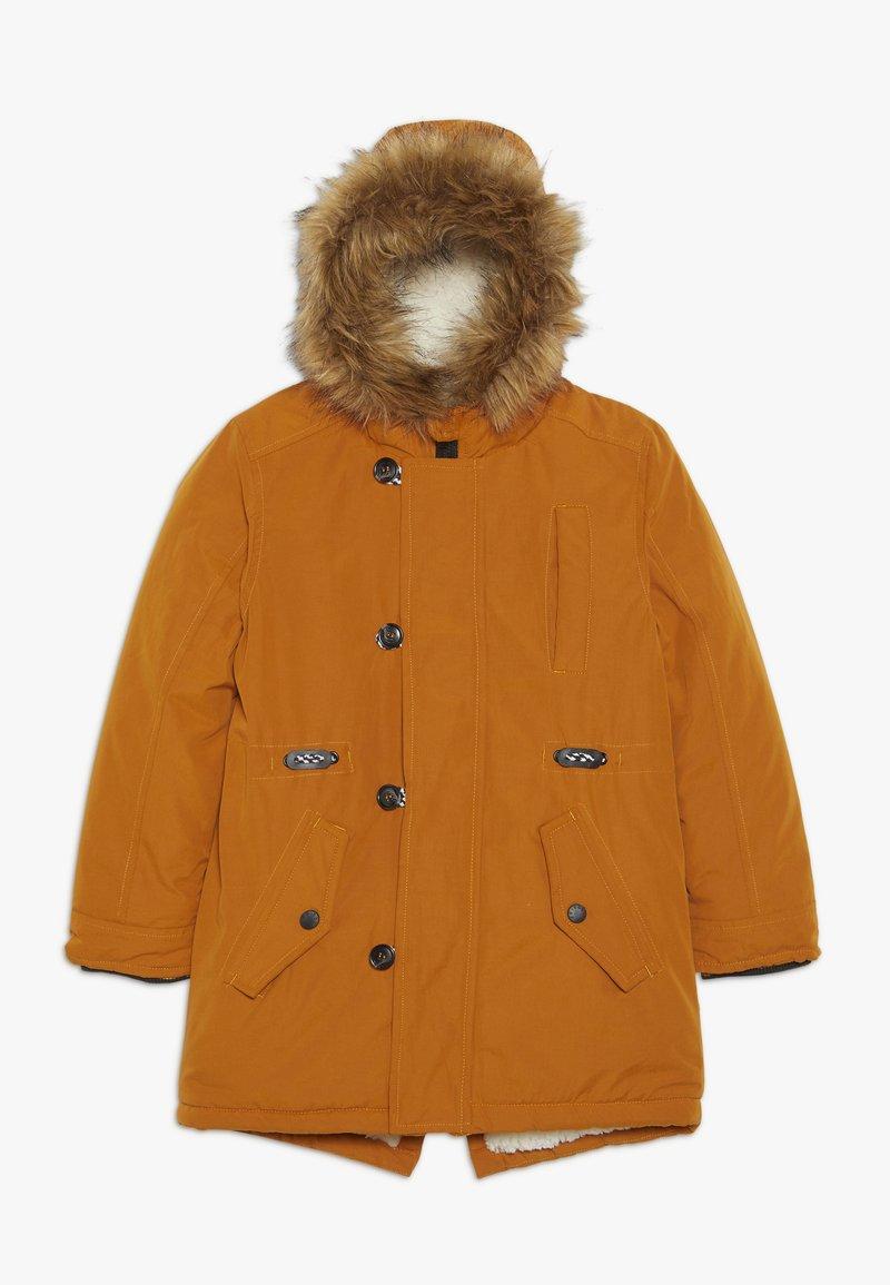 Friboo - Zimní kabát - sudan brown