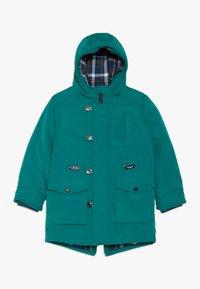 Friboo - Zimní kabát - teal green - 0