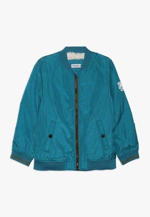 Zimní bunda - mykonos blue