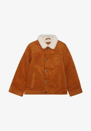 Winter jacket - sudan brown