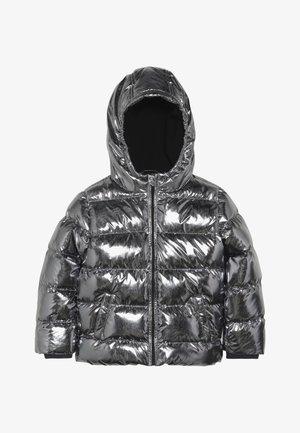 Winter jacket - gunmetal metallic