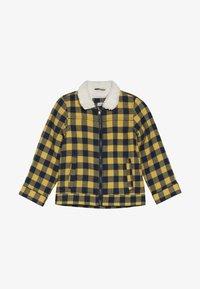 Friboo - Zimní bunda - mineral yellow/black iris - 3