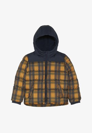 Winter jacket - gold /black iris