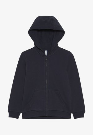 veste en sweat zippée - black iris