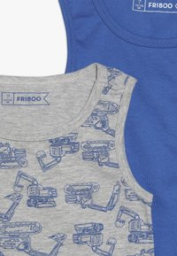 Friboo - 3 PACK - Undershirt - strong blue - 4