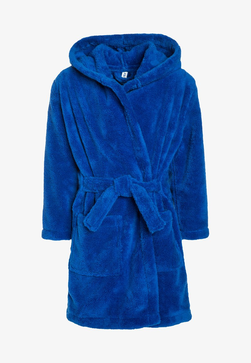 Friboo - VICTORIA - Dressing gown - blue