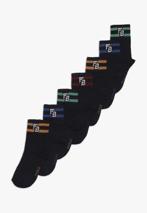 7 PACK - Socks - multicoloured
