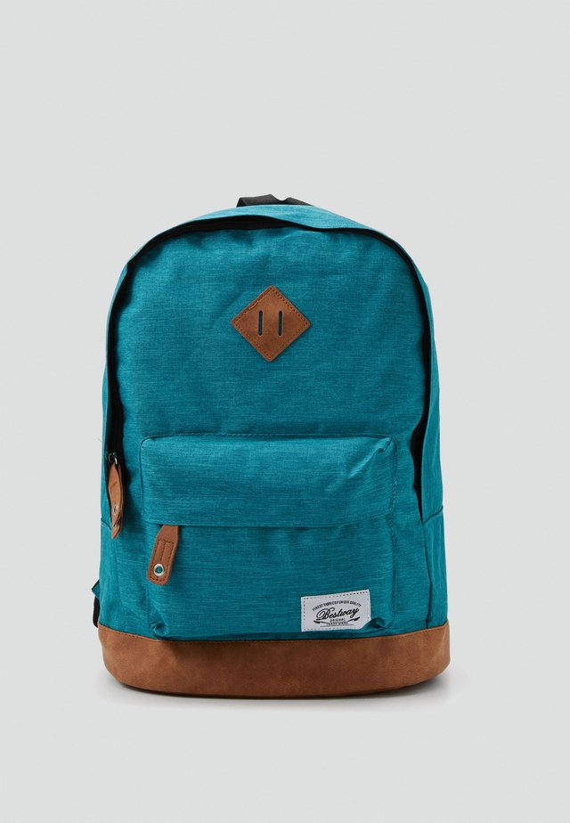 BESTWAY BACKPACK - Ryggsekk - teal blue