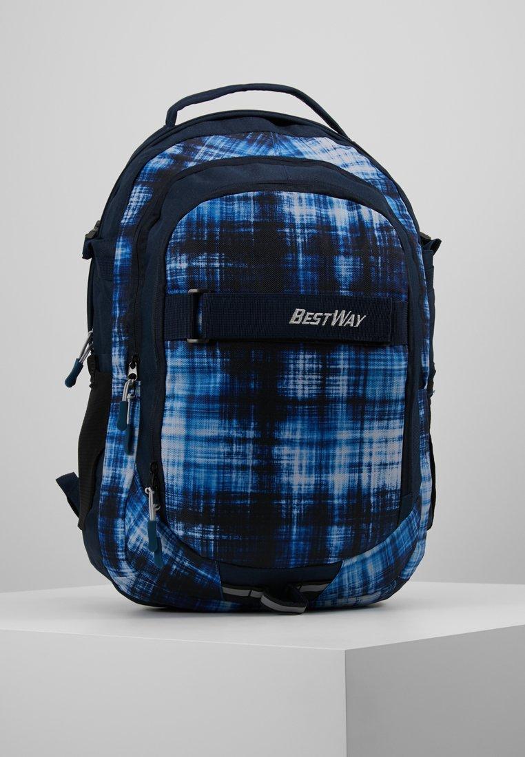 Fabrizio - BEST WAY EVOLUTION - School bag - blau