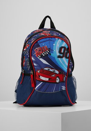 SPEED RACER - Plecak - blau