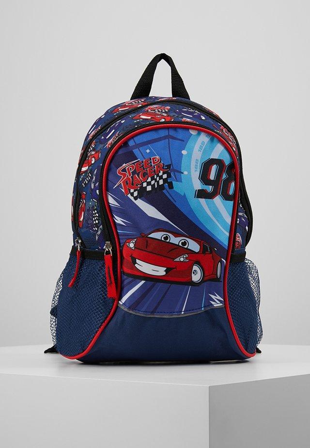 SPEED RACER - Rugzak - blau