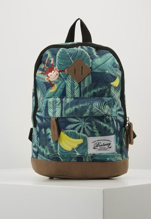BESTWAY KINDERGARTENBACKPACK - Rucksack - dark green