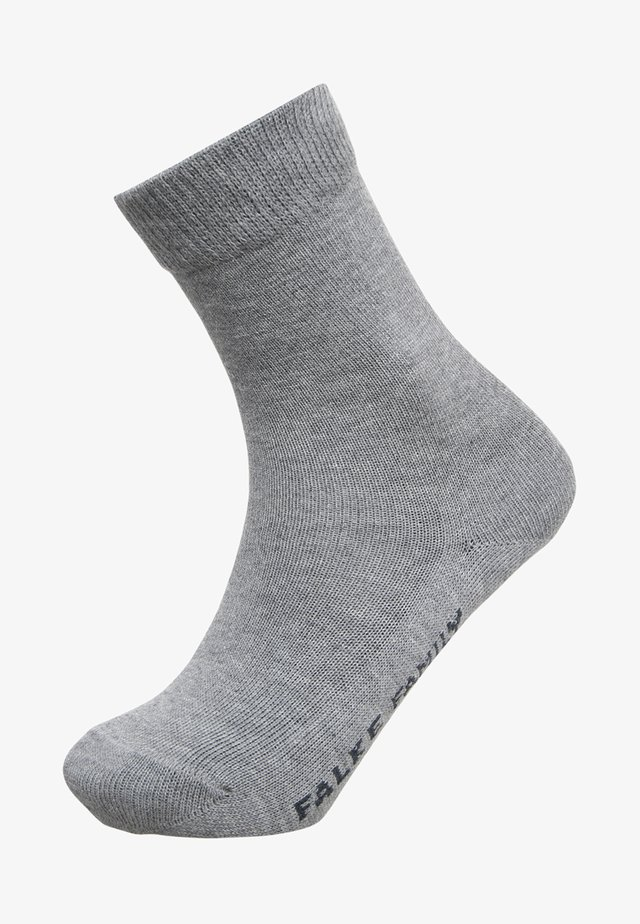 FAMILY - Socken - light grey melange