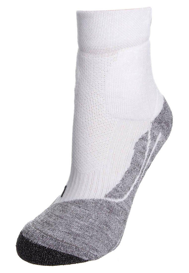 Falke - TE 2 SHORT - Sports socks - white