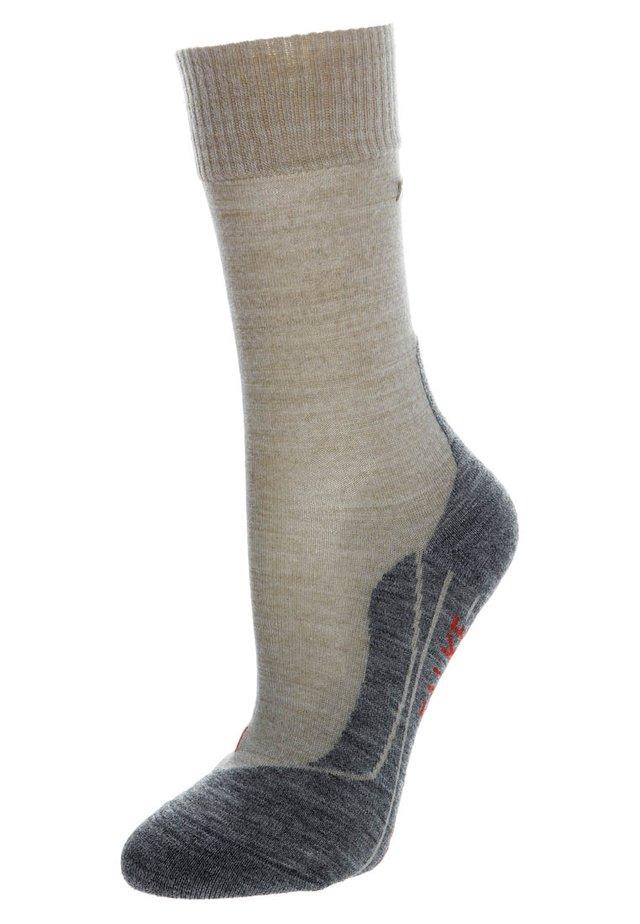 TK5 ULTRA LIGHT - Sports socks - sand
