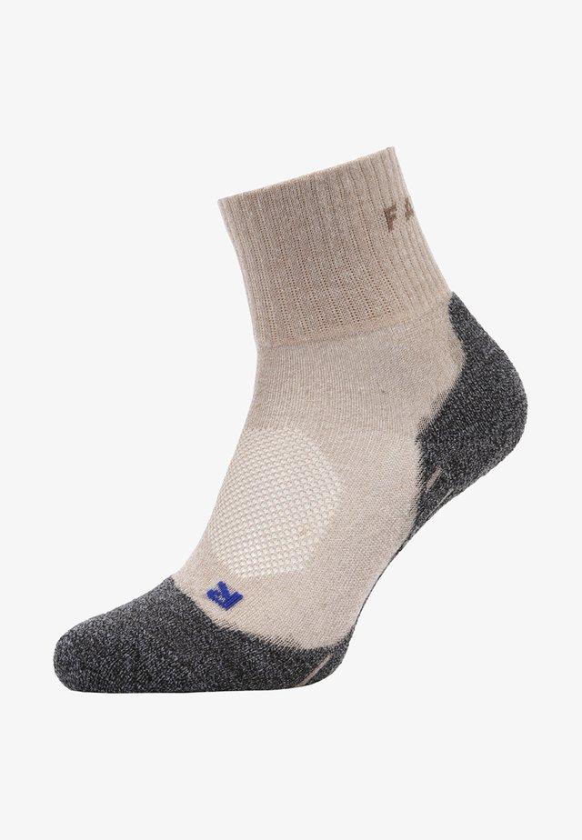 TK2 SHORT COOL  - Sports socks - nature melange