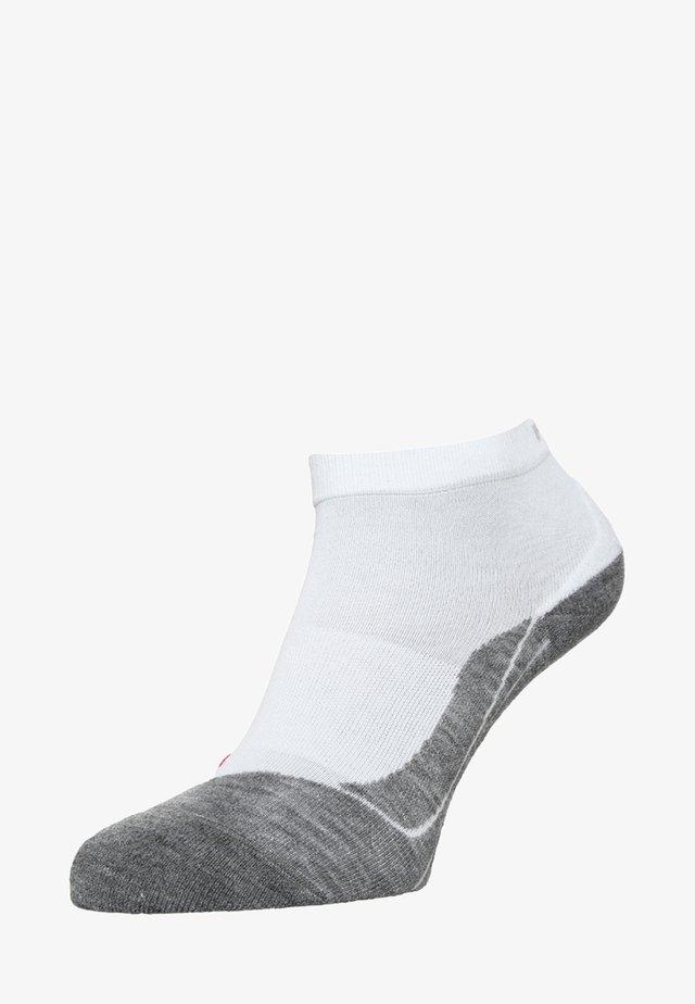 RU4 SHORT  - Sports socks - white/grey